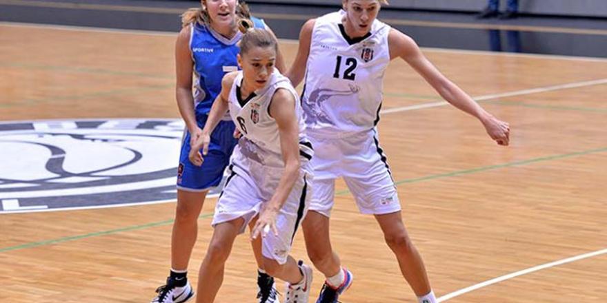 Kadın basketbolcular 3 maça çıkacak