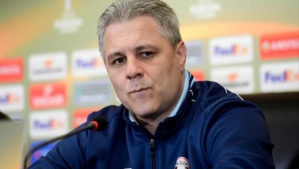"""Astra Giurgiu'nun hocası: """"Beşiktaş bizi Şampiyonlar Ligi takımı gibi ağırladı"""""""
