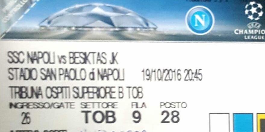 ÖZEL HABER | Napoli biletlerine büyük ilgi