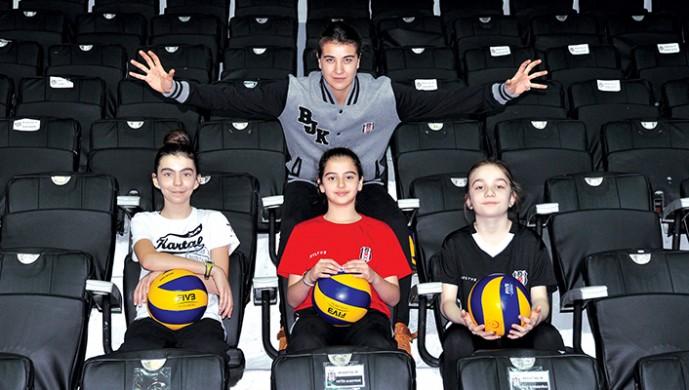 """Beşiktaş maçları anlatılamaz yaşanır"""