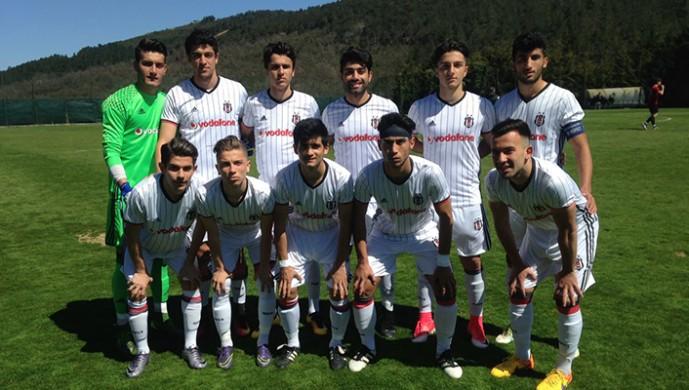 Beşiktaş'tan Karagümrük'e 6 gol