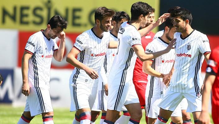 Beşiktaş U-21, G.Birliği'ni mağlup etti