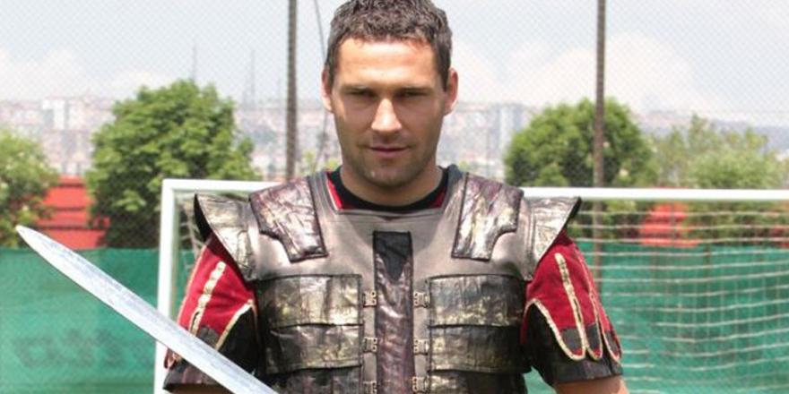 Dusko Tosic tam bir savaşçı