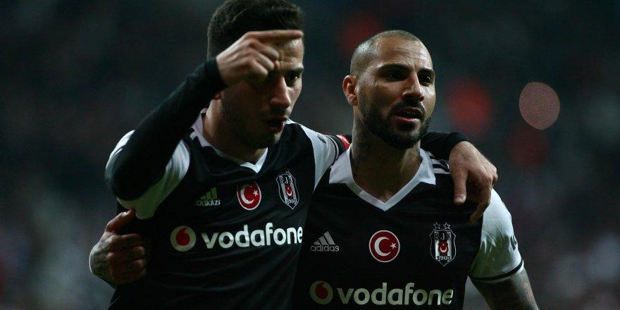 Oğuzhan atıyor, Beşiktaş kaybetmiyor