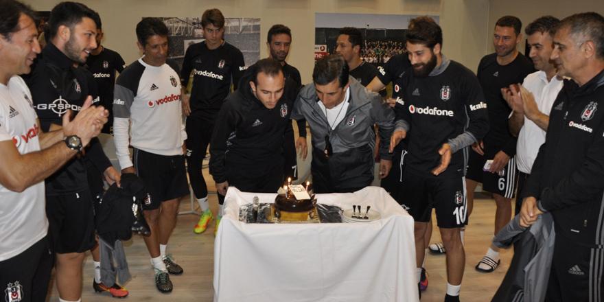 Beşiktaş'ta iki doğum günü birden!