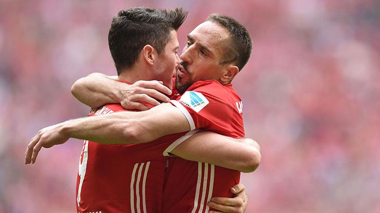 Müthiş iddia: Beşiktaş, Ribery için görüşmelere başladı!