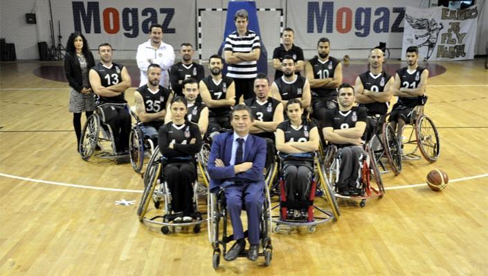 Beşiktaş RMK Marine'in rakibi G.Antep