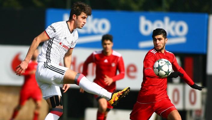 U21 Takımı, Trabzonspor'a kaybetti