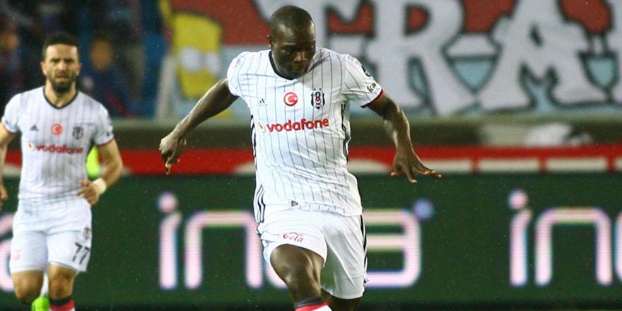 Aboubakar'dan 10 maçta 8. gol
