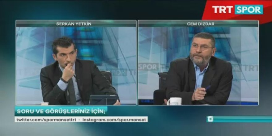 """Cem Dizdar: """"Ortada hiç Beşiktaşlı yönetici yok"""""""