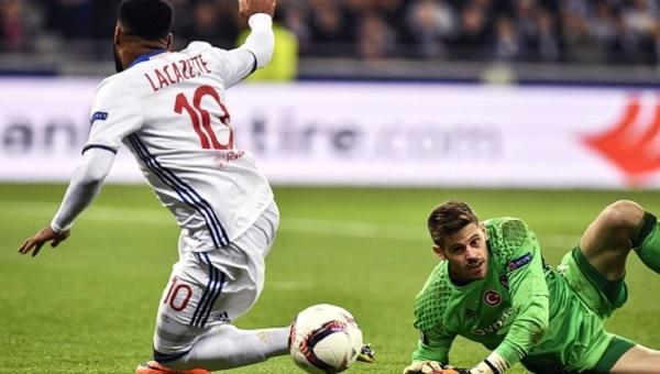 """Maç sonrası Fabri'ye destek: """"Rövanşta iyi oynayacaksın"""""""