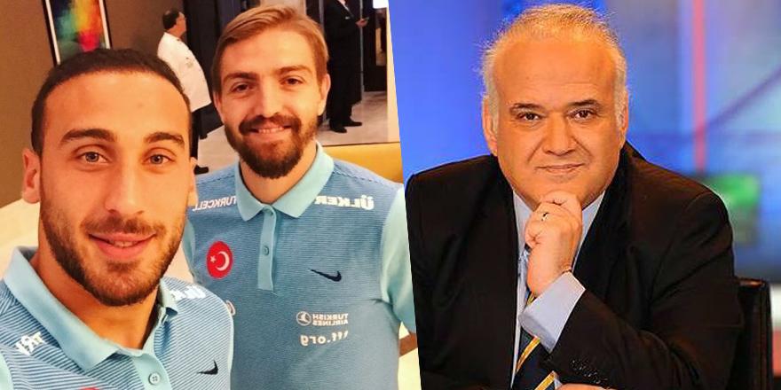Cenk-Caner tartışmasına Ahmet Çakar yorumu