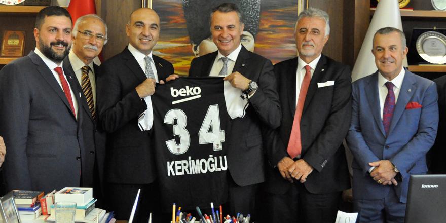 Başkan Orman, Bakırköy Belediye Başkanı ile buluştu!