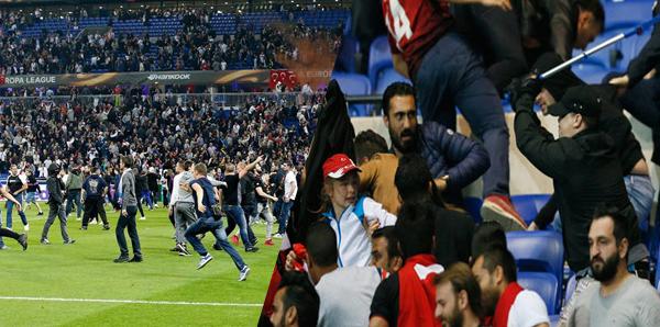 "Beşiktaş'tan Lyon'a yine sert sözler: ""Şaşırmış bunlar"""