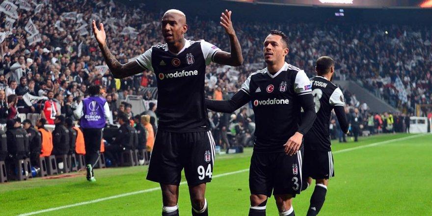 """Talisca: """"Penaltı piyango gibidir. Beşiktaş'ın büyüklüğünü..."""""""