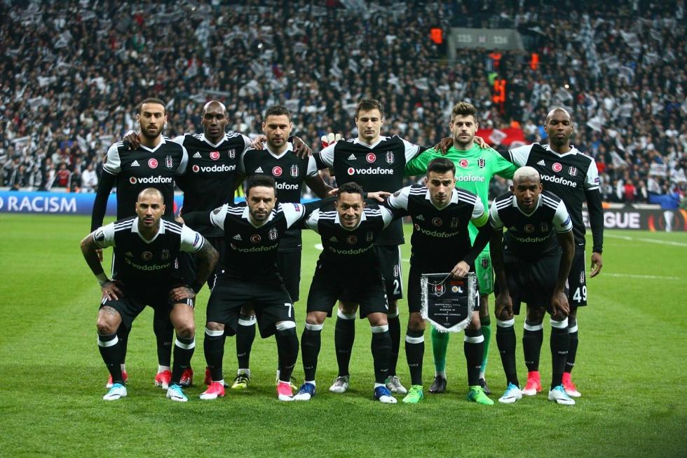 En çok izlenen takım Beşiktaş
