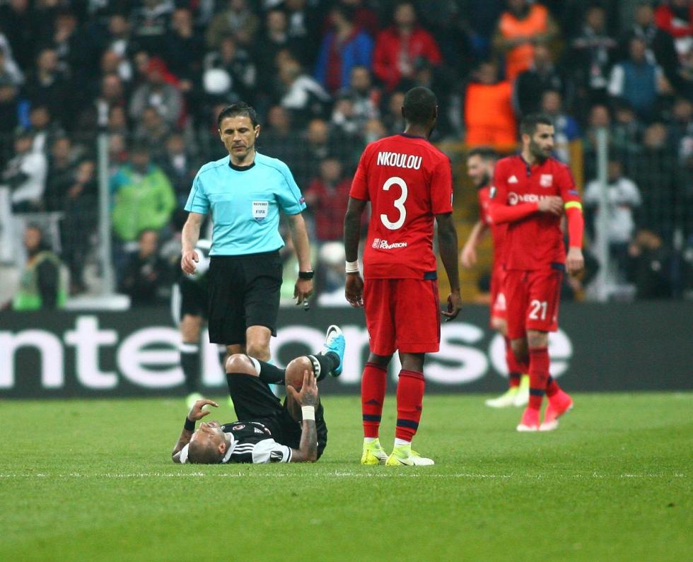 Beşiktaş hisseleri düşüşte