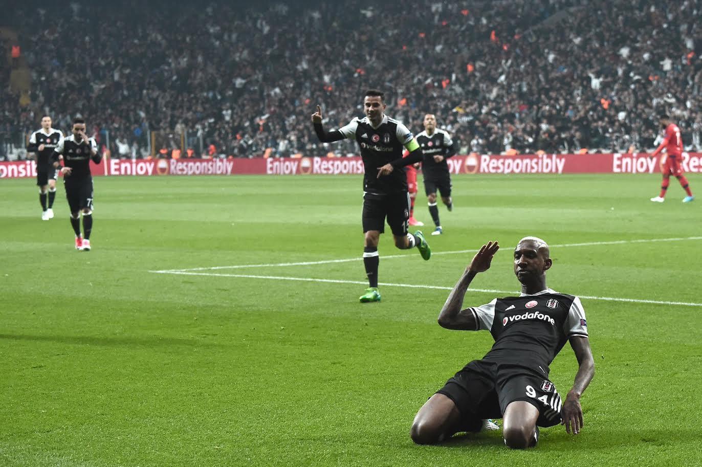 Talisca UEFA'da haftanın futbolcusu