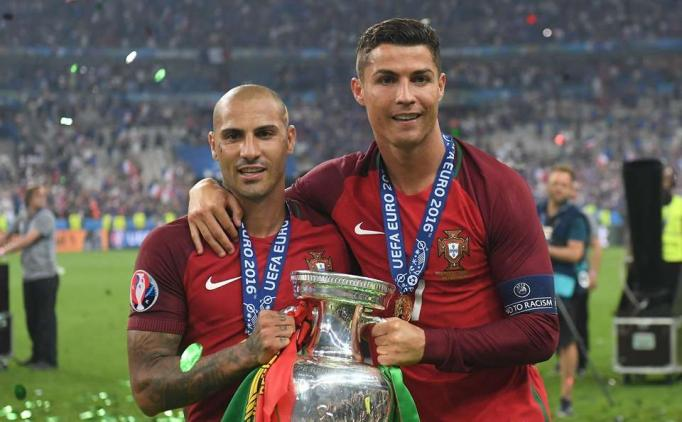 Quaresma'dan Ronaldo'ya zorunlu ret