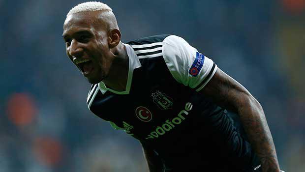 Beşiktaş, Talisca'yı TFF'ye bildirdi!