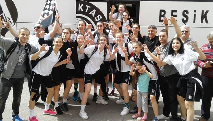 Türkiye Şampiyonası'na katılacaklar