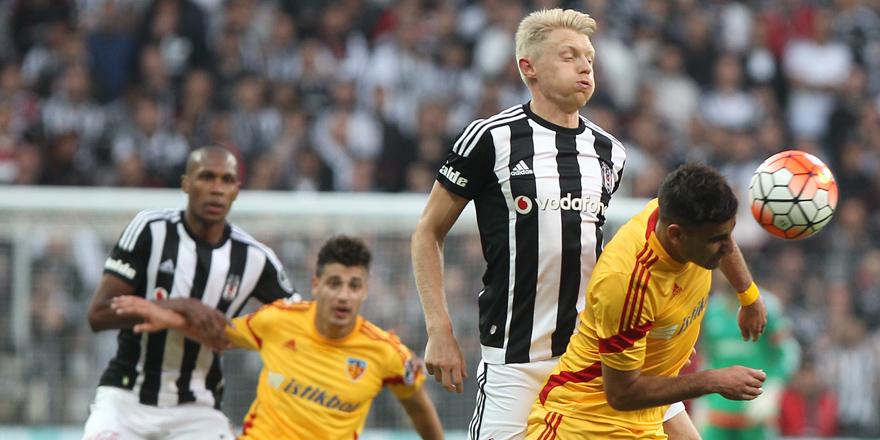 Beşiktaş-Kayseri 41. kez karşı karşıya!
