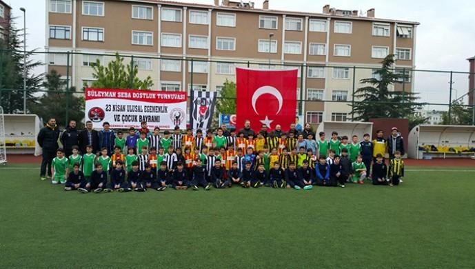Minikler Süleyman Seba turnuvasında boy gösterdi