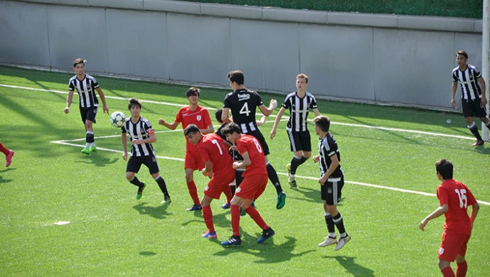 Beşiktaş'tan Pendik'e 3 gol