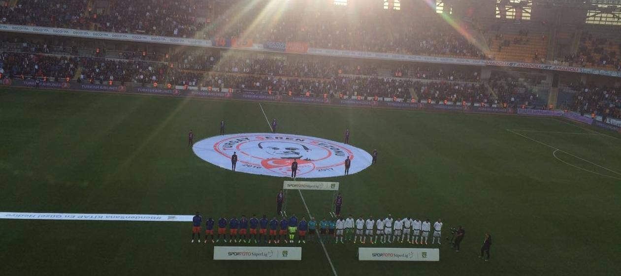 Başakşehir-Beşiktaş maçı öncesi Rajtoral unutulmadı