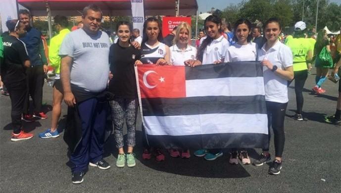 Beşiktaş Atletizm takımından büyük başarı