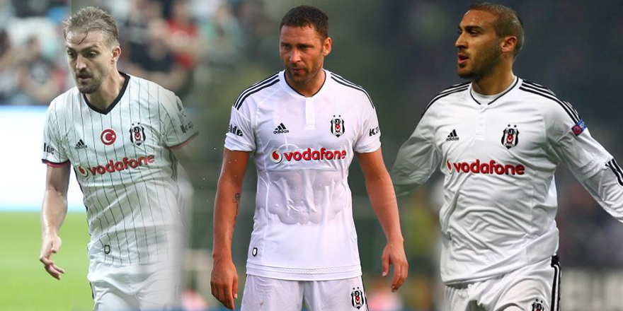 ''Altın 11'de'' 3 Beşiktaşlı futbolcu var
