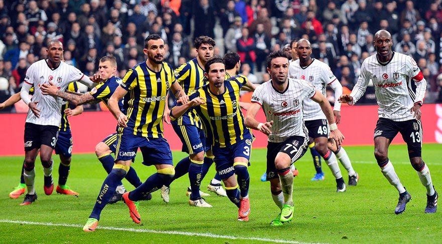 Beşiktaş-Fenerbahçe! İşte muhtemel 11'ler