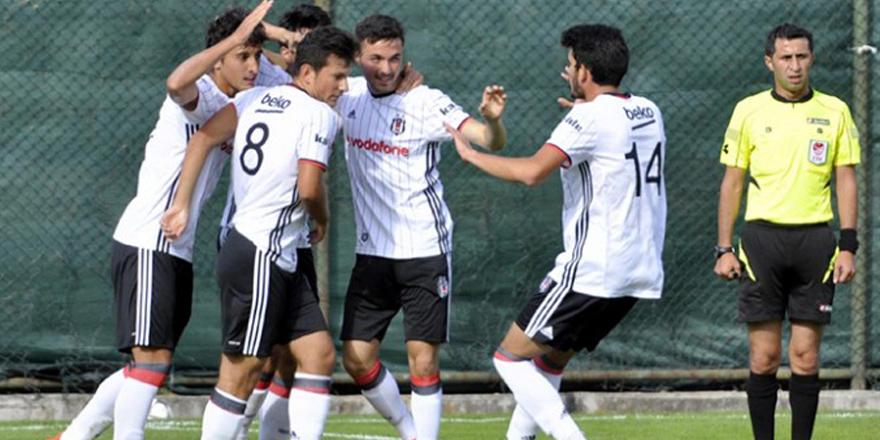 Kayserispor:0 Beşiktaş:1 (U-21)