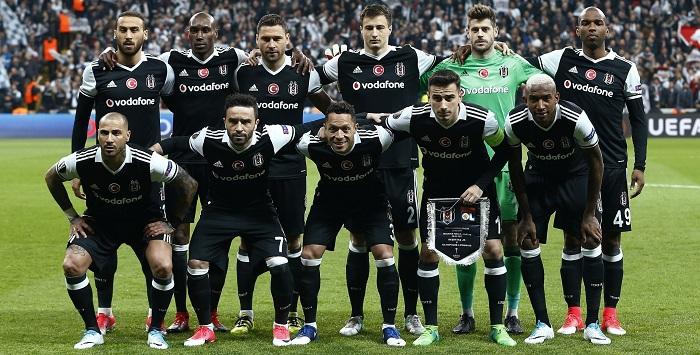 Beşiktaşlı oyunculardan şampiyonluk yemini