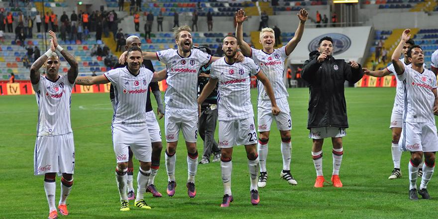 Beşiktaş son 8 sezonun en iyisi