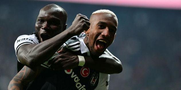 Beşiktaş'tan Talisca ve Aboubakar atağı!