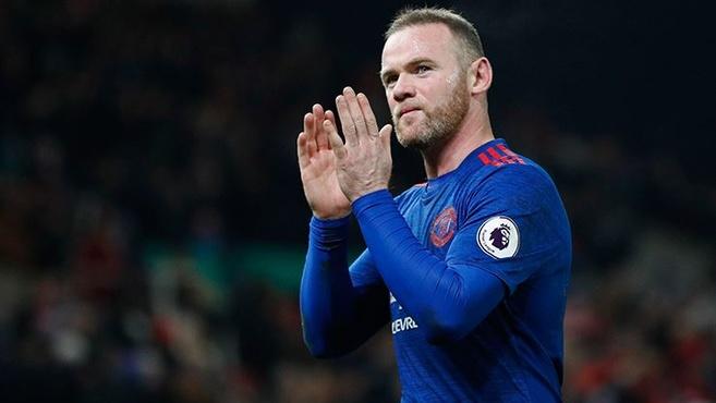 Rooney'den Beşiktaş'a mesaj!
