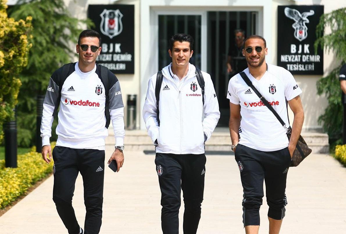 Beşiktaş'ın Gaziantep yolculuğu başladı