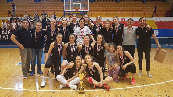 U-18 Takımı, Türkiye ikincisi!