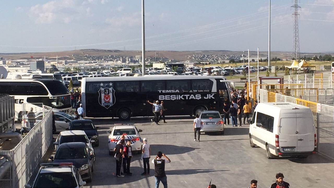 Beşiktaş, Gaziantep Stadı'nda!