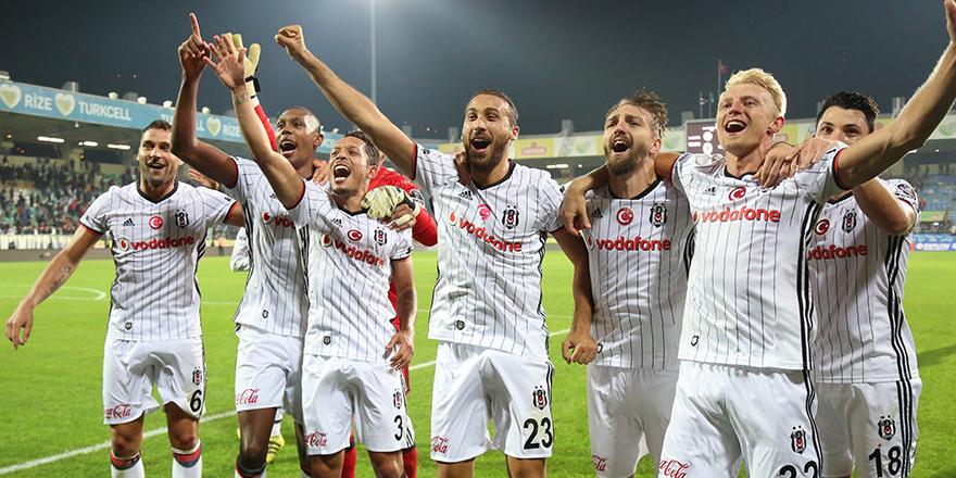 ''Anadolu fatihi'' Beşiktaş