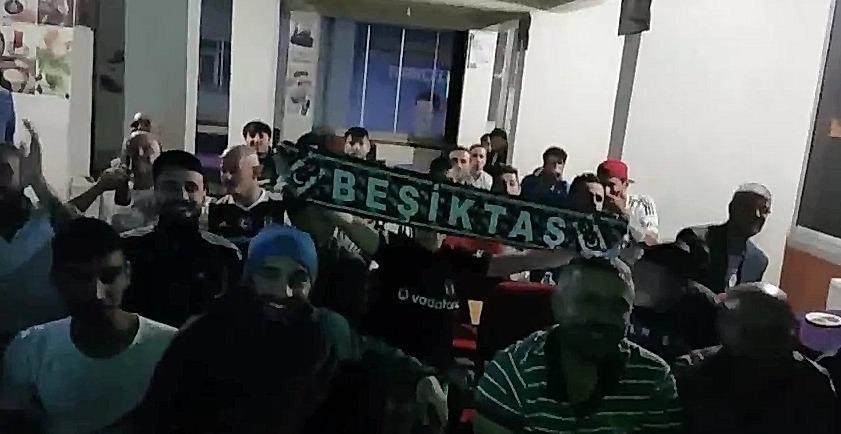 Tunceli'de şampiyonluk coşkusu