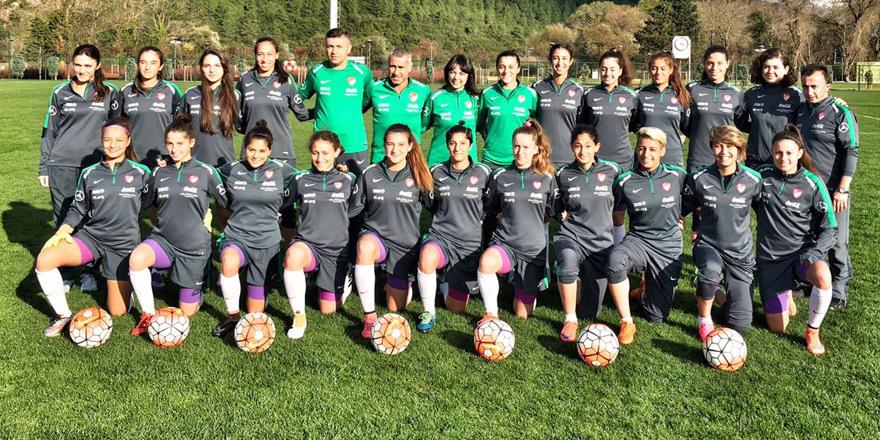 U19 Kadın Milli Takım'a 4 Beşiktaşlı