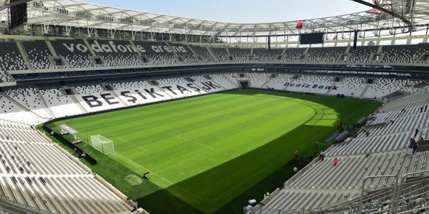 ÖZEL HABER | Vodafone Arena, Dünya Kupası'na örnek oluyor!