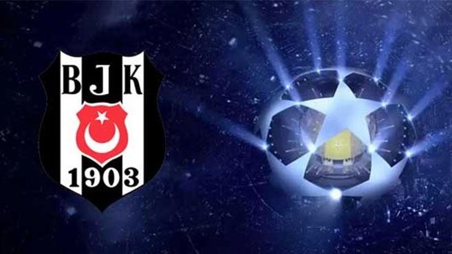 Şampiyonlar Ligi'nden Beşiktaş paylaşımı!