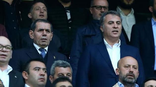 Dursun Özbek BJK TV'de ''Vodafone Arena''yı övdü!