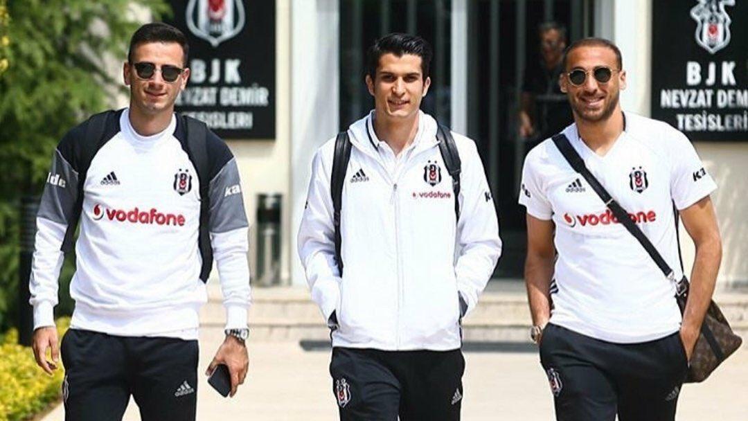 """Ayrılmaz üçlüden mesaj var: """"Açız, doymuyoruz, önümüzdeki sezon da şampiyonluğu istiyoruz"""""""