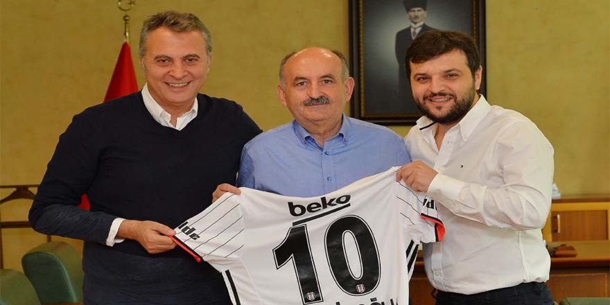 Fikret Orman'dan Bakan Müezzinoğlu'na ziyaret