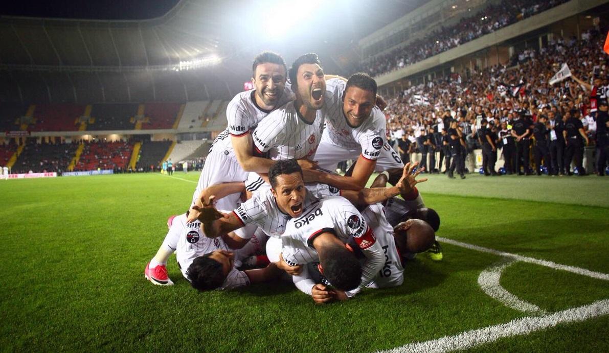 Medyanın da şampiyonu Beşiktaş oldu!