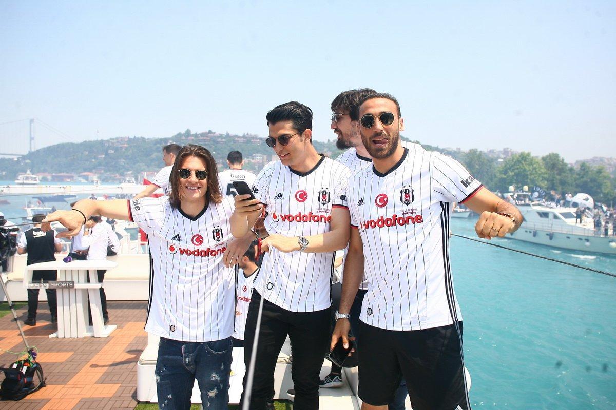 İşte Beşiktaşlı oyuncuların duyguları